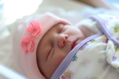 New Baby Fiona